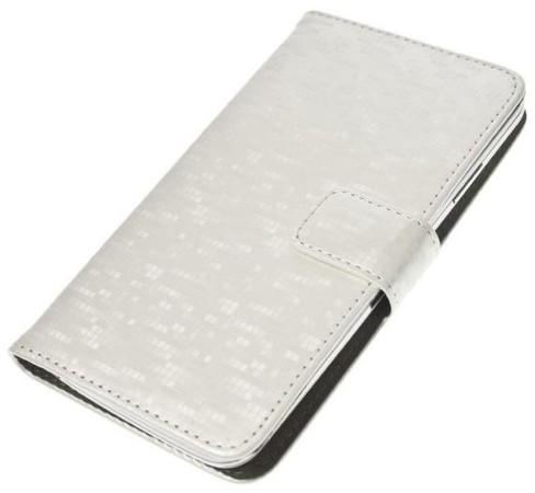 "GLAMMY BOOK nano pouzdro velikost XL 5..5,5"",White"