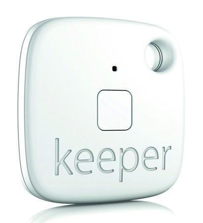 Gigaset Keeper lokalizační čip bílý