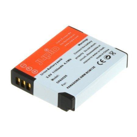 Jupio baterie DMW-BCM13E pro Panasonic