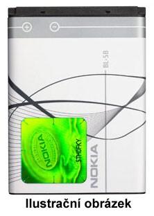 BL-5B Nokia baterie 890mAh Li-Ion (Bulk)