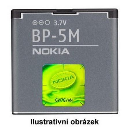 BP-5M Nokia baterie 900mAh Li-Ion (Bulk)