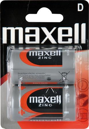 MAXELL R20 2BP D Zn