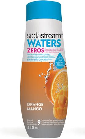 SODASTREAM Příchuť ZERO Pomeranč-Mango 440 ml SODA
