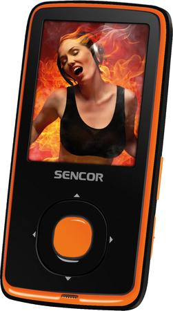 SENCOR SFP 6270 OR 8GB MP3/MP4 PLAYER