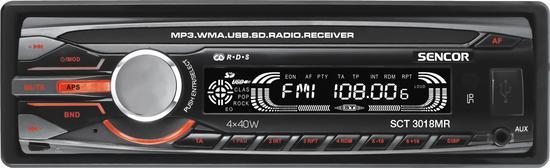 SENCOR SCT 3018MR AUTORÁDIO S USB/SD/RDS