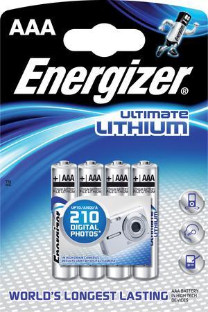 ENERGIZER FR03 4BP AAA Ultimate Li