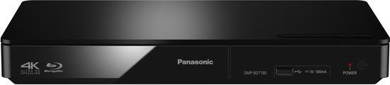 PANASONIC DMP BDT180EG 3D Blu-Ray přeh.
