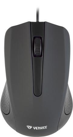 YENKEE YMS 1015BK Myš USB Suva černá