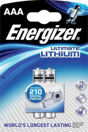 ENERGIZER FR03 2BP AAA Ultimate Li