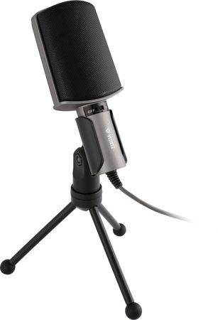 YENKEE YMC 1020GY Stolní mikrofon k PC, 45012765