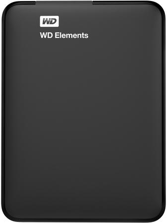 WD HDD 750GB USB3.0 BK Elements,