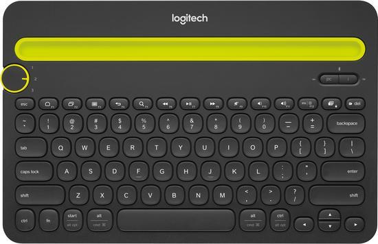 LOGITECH K480 BT klávesnice pro tablet