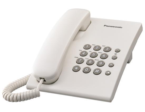 PANASONIC KX TS500W TEL