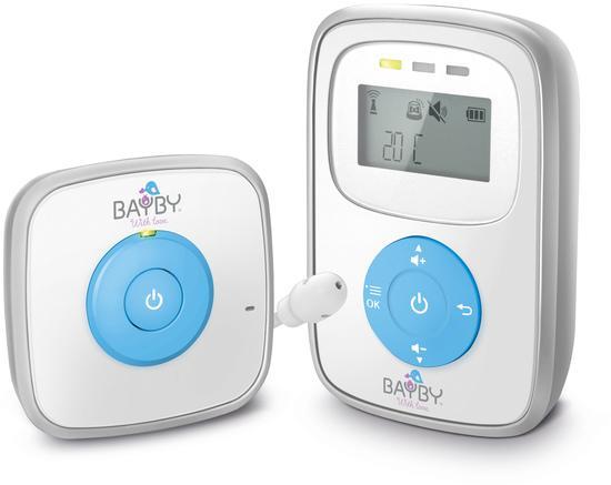 BAYBY BBM 7010 Digital audio s LCD chůva