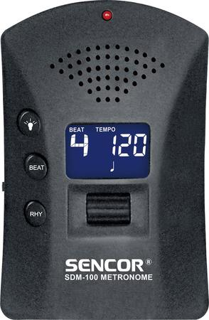 SENCOR SDM-100 ELEKTRON. METRONOM