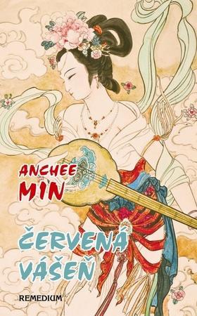 Červená vášeň - Min Anchee