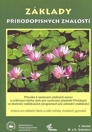 Základy přírodopisných znalostí - Herink Josef