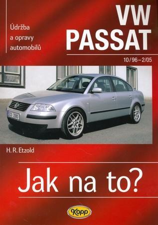 VW Passat od 10/96 do 2/05 - Etzold Hans-Rüdiger