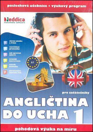 Angličtina do ucha 1 - Nové vydání 10 CD + 1 CD-ROM