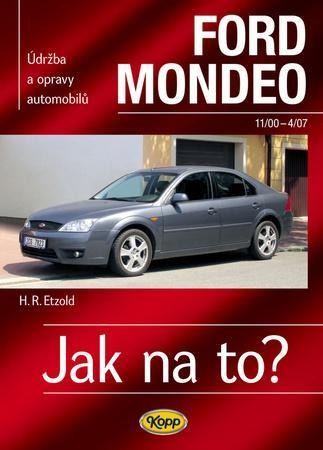 Ford Mondeo od11/00 do 4/07 - Etzold Hans-Rüdiger