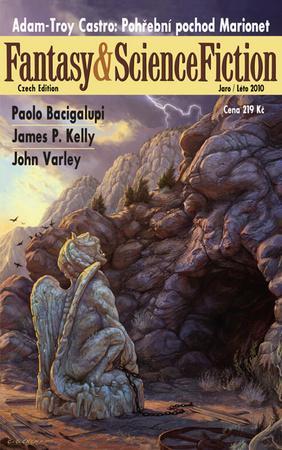 Fantasy a ScienceFiction jaro/léto 2010 - Castro Adam-Troy