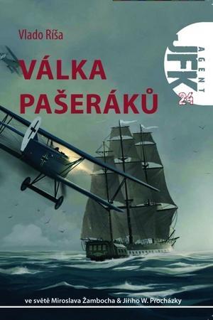 Válka pašeráků - Ríša Vlado