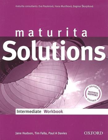 Maturita Solutions Intermediate WorkBook - Davies Paul