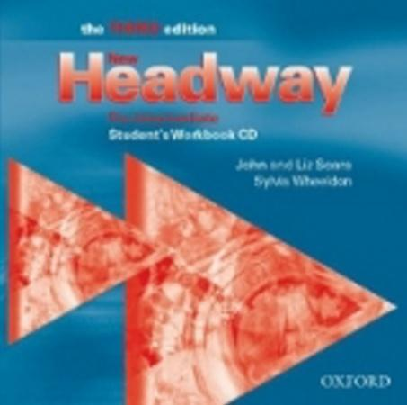 New Headway Third Edition Pre-intermediate Student`s Workbook CD, 978-0-947159-2-8