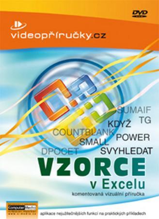 Videopříručka Vzorce v Excelu 2007/2010, 978-80-7402-105-3