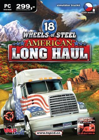 18 Wheels of Steel Long Haul,