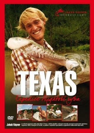 Vágner jakub: s jakubem na rybách - texas DVD
