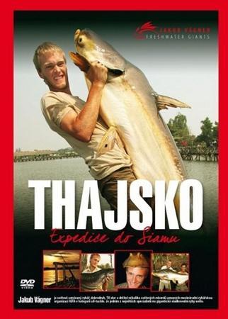 S jakubem na rybách - thajsko DVD