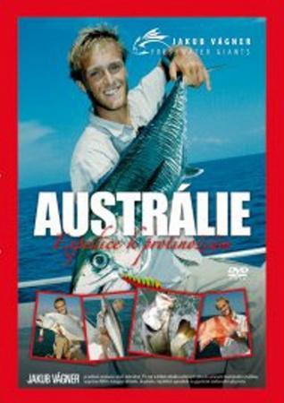S jakubem na rybách - austrálie - expedice k protinožcům DVD
