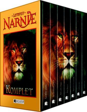 Letopisy Narnie Komplet 1.-7. díl - Lewis Clive Staples