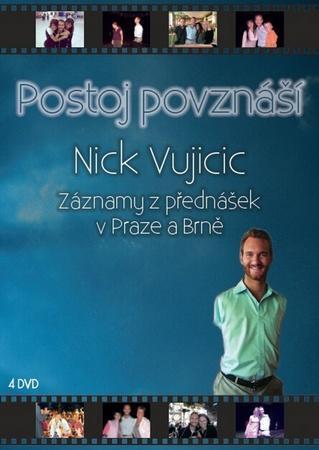 Nick Vujicic Postoj povznáší,