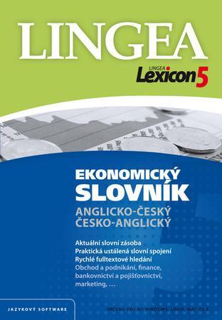 Lexicon5 Ekonomický slovník anglicko-český česko-anglický