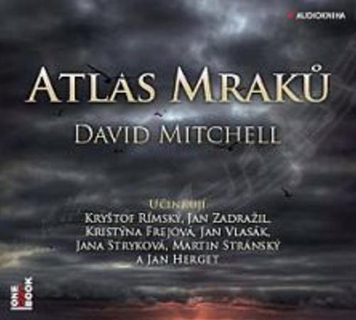 Atlas mraků - Mitchell David