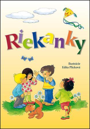 Riekanky - Plicková Edita