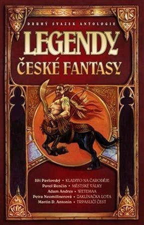 Legendy české fantasy II. - Jireš Ondřej