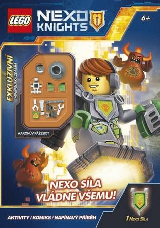 LEGO NEXO KNIGHTS NEXO síla vládne všemu!