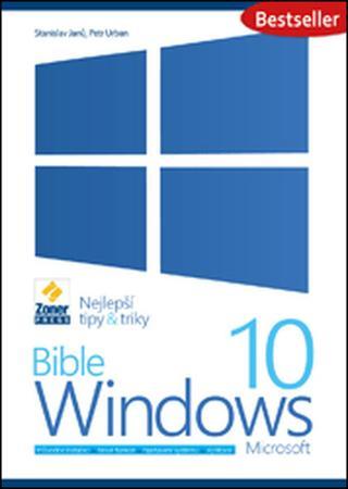 Bible Windows 10 - Janů Stanislav, Urban Petr