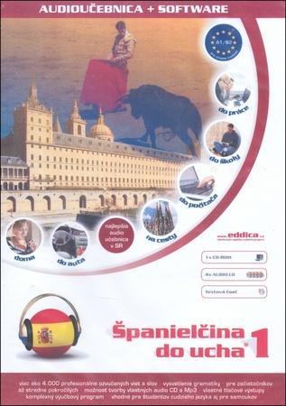 Španielčina do ucha 1,