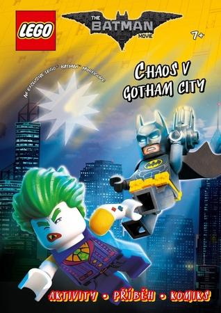LEGO Batman Chaos v Gotham City!