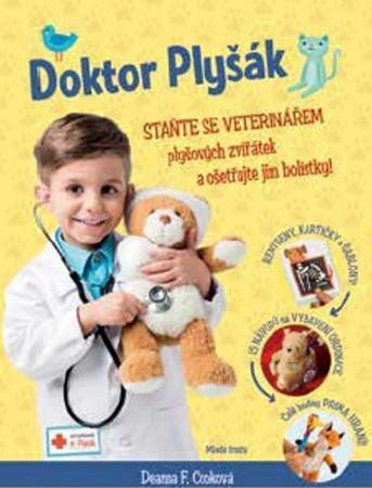 Doktor Plyšák Staňte se veterinářem - Cooková Deanna F.