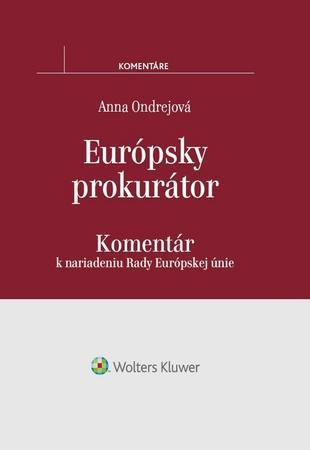 Európsky prokurátor - Ondrejková Anna