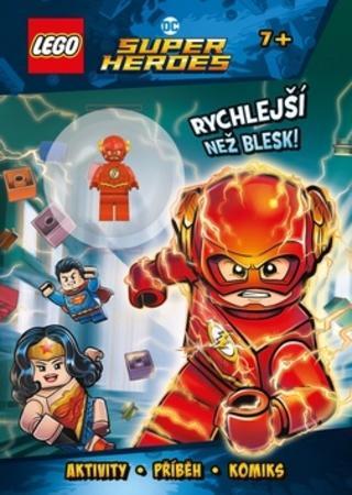 LEGO DC Super Heroes Rychlejší než blesk!