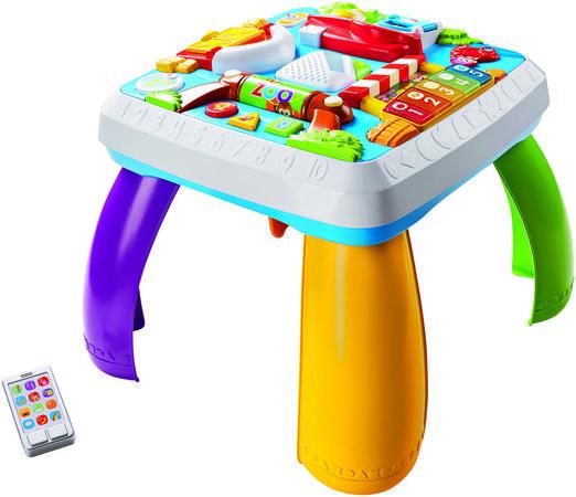 Mattel Fisher Price Pejskův stoleček Smart Stages CZ/EN