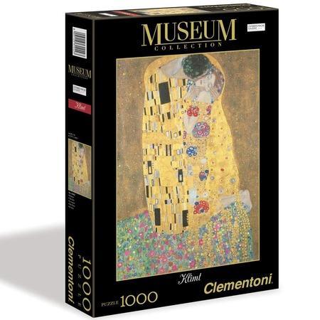 CLEMENTONI Puzzle Polibek 1000 dílků