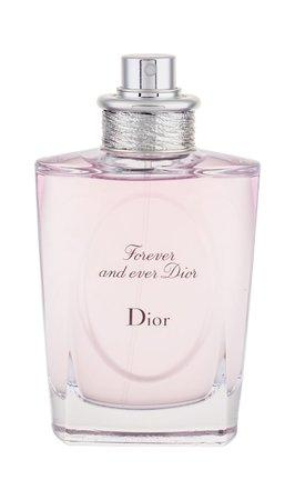 Christian Dior Les Creations De Monsieur Dior Forever And Ever toaletní voda dámská 100 ml tester