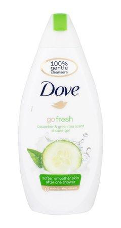 Dove Go Fresh Fresh Touch sprchový gel 500 ml